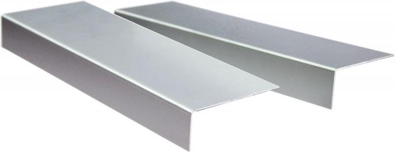 Alu Winkelleiste, 23 x 55 x 3000 mm, eloxiert